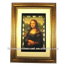 Famous Europe Portrait Brass Painting