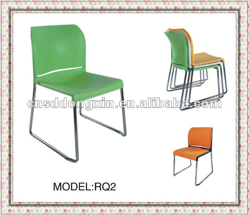 elegant and powderful plastic chair RQ2
