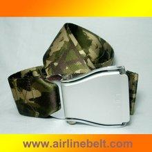 Superior militar clásico de moda correas de banda