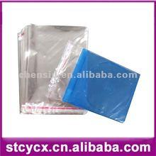bopp bags manufacturer/self adhesive bag/no print clear bopp bags