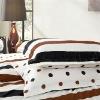 Cotton Bedsheet Sets Printed Cotton Fabrics / flower printing bedsheet set/fabric cotton