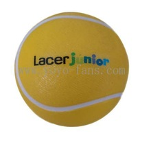 anti-stress tennis ball