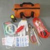 auto roadside emergency tool,professional emergency car kit