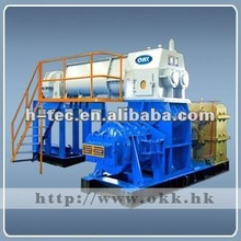 OKK Clay Brick Making Machine / Clay Brick Machine / Vaccum Extruder with Tunnel Kiln