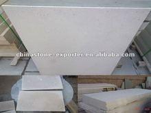 Natural white sandstone