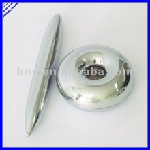 Bood quality silver color metal table pen gift pen