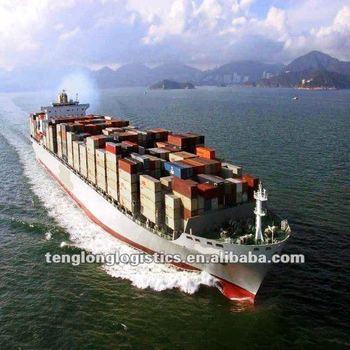 Sea shipping to KARACHI of Pakistan from Shenzhen Guangzhou Hongkong Foshan Shantou Zhongshan