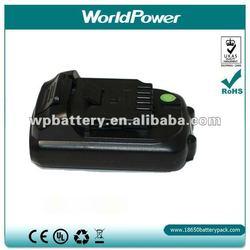 Dewalt cordless power tool lithium battery pack 12V