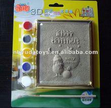 Ningbo Sunrise/ICTI factory/2014 hottest toy/handmade oil painting