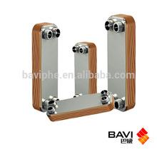 Brazed Plate Heat Exchanger for caterpillar superior oil cooler for caterpillar high efficient oil cooler for caterpillar