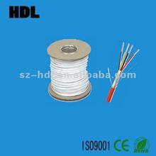 24AWG 4core 6core 8core flexible shielded alarm cable
