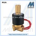 2 way solenoid valve,Mindman Pneumatic MUA series