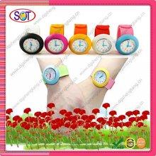Hot Silicone Slap Watches for Kids,Quartz Wrist Watches