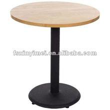 China Oak Solid Wood Slab Table