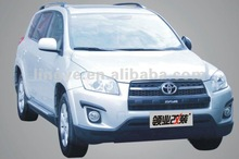 SUV accessories bull bar and wheel eyebrow for Toyota RAV4