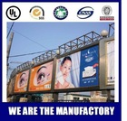 flex frontlit banner /printing pvc baner flex roll for outdoor advertising 240g-680g