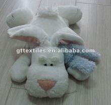 Animal shape pillow / dog cushion