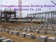 Advanced High-efficient AAC Concrete Brick Making Machine