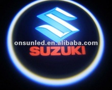 2012 12V led car logo (Laser light)