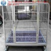 pvc coated welded iron wire dog cage(2.0-4.0mm)