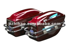 Motorcycle side box (JZH-527) universal fit with brake lights