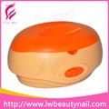 Ceradeeliminacióndelpelo olla caliente& a mano y cuidado de los pies cera de parafina caliente/& calentador de maceta de plástico