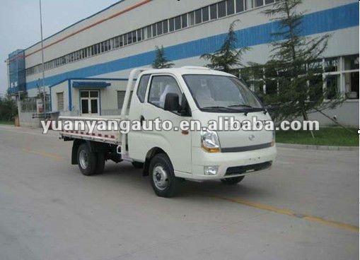 2012 1.5 طن ديزل شاحنة صغيرة فوتون