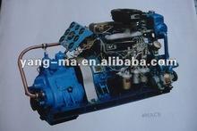 3100AC,26 KW water cooled 3 cylinder diesel marine engine