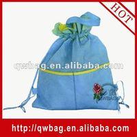 drawstring bag with pockets cinch drawstring bags