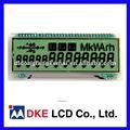 electrónico para lcd de metro de la energía