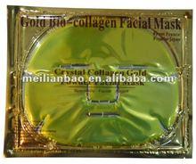 Deeply moisturizing soften organic collagen beauty face mask