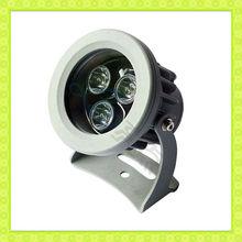 Top quality 3w ce rohs led light garden spot lights