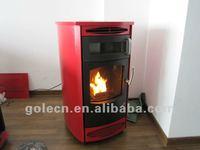 biomass burning fireplace