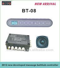 Foshan SOWO 2012 new developed BT-08 bathtub controller
