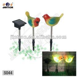 polyrein lucky bird designed solar string light /solar light string