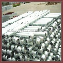 steel tube bollard