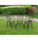 2014 Fashionable Cast Aluminum Coffee Table, Dining Table Set, Leisure Furniture