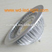 Aluminum ceiling led light DL01-1*3W led ceiling light AR111