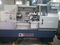 Cjk6150b-1 manual de la máquina del torno/torno cnc/del cnc de la máquina