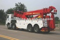 sinotruk howo pesado 50 toneladas de auxilio vial camión remolque aplica la tecnología americana