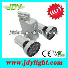 High power 14W spot LED track lighting IP62 level