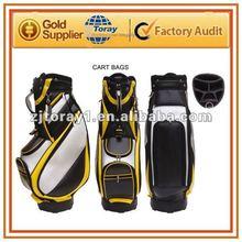 2012 Newest style PU golf cart bag