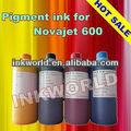 Al aire libre de inyección de tinta a granel de pigmentos de tinta para impresora novajet 702/850/800/1000i/1200i wideformat plotter