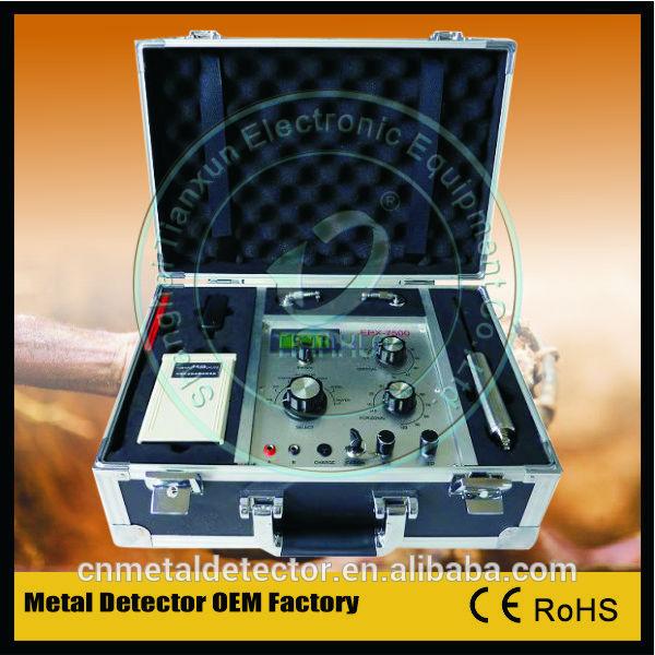 EPX-7500 Long Range Mine Locator Long Range detector Gold Detector Metal Detector