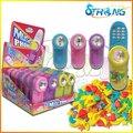 música luz telefone de brinquedo dos doces
