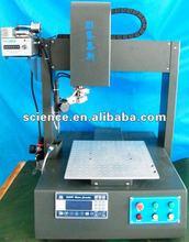 2012 hot selling automatic rotation glue dispensing machine