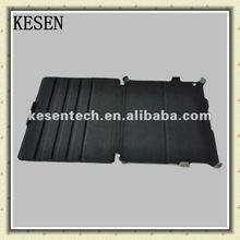 professional manufacturer Super PU Leather folio case for ipad2