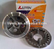MOTORCYCLE clutch pressure plate WIN100