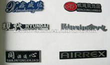 Customized High performance company logo Metal plate