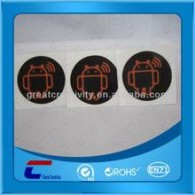 13.56MHZ I-Code SLI label from China